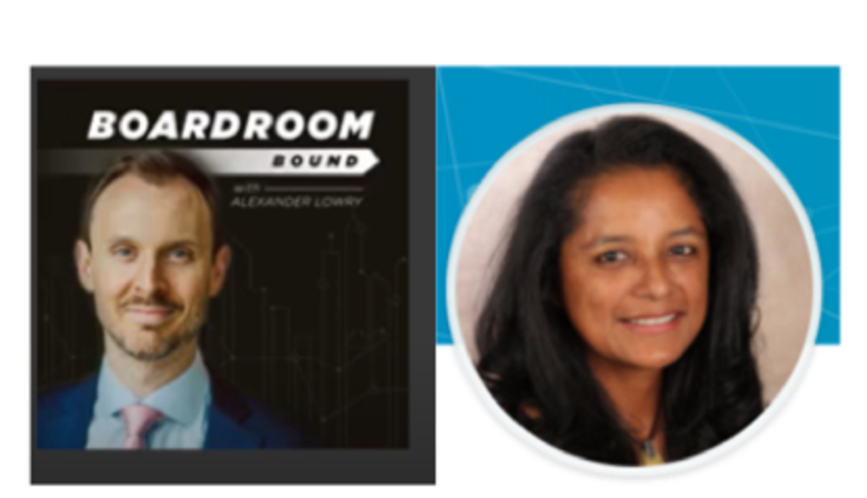Maria Garcia Nielsen Featured on the Boardroom Bound Podcast on What to Expect in the International Board Space