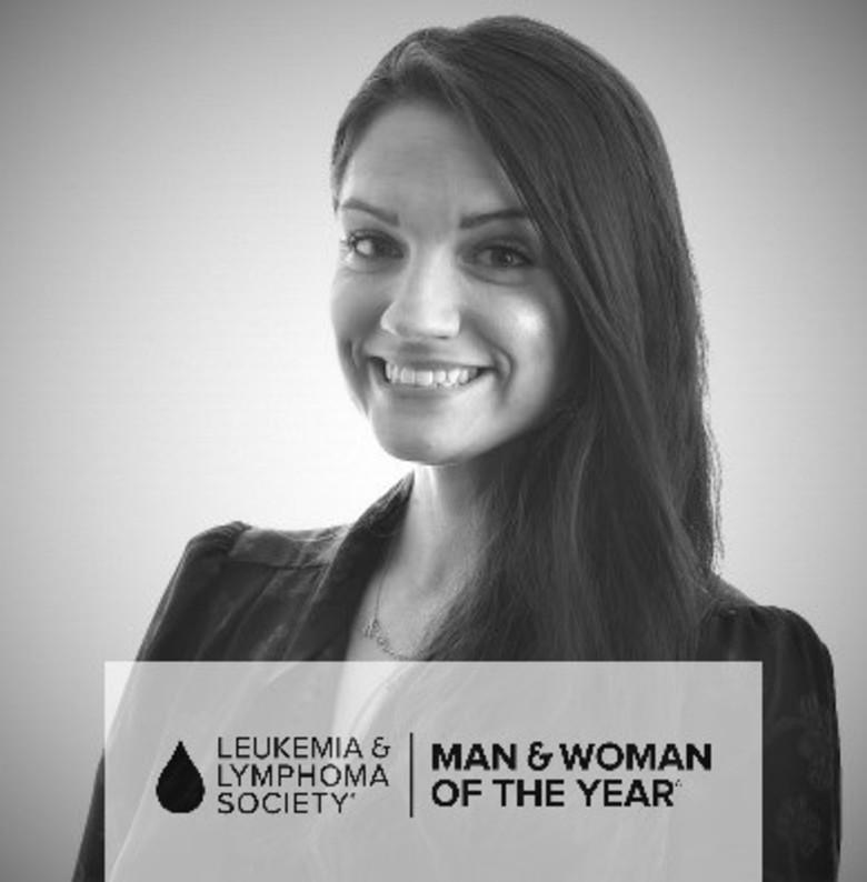 Danielle Tricolla Chosen as a 2020 Leukemia & Lymphoma Society (LLS) Woman of the Year Candidate