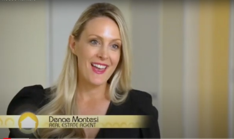 Denae Montesi, Salesperson at William Raveis Real Estate & Signature Premier Properties, Appeared on HGTV House Hunters
