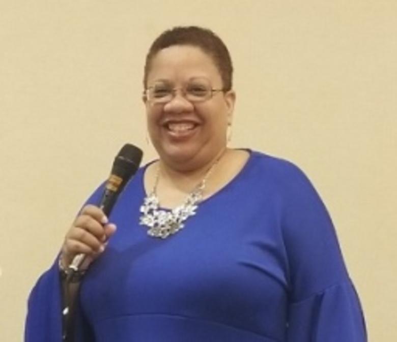 Sonya Smith-Valentine Speaks at Brooklyn Law School's Career Development Program