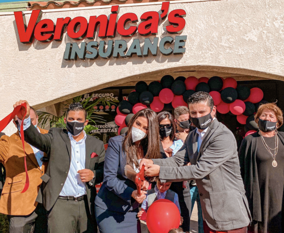 Woman-Founded Insurance Broker, Veronica's Insurance, Ranked No. 1 in the 2021 Top 500 New Franchises by Entrepreneur Magazine