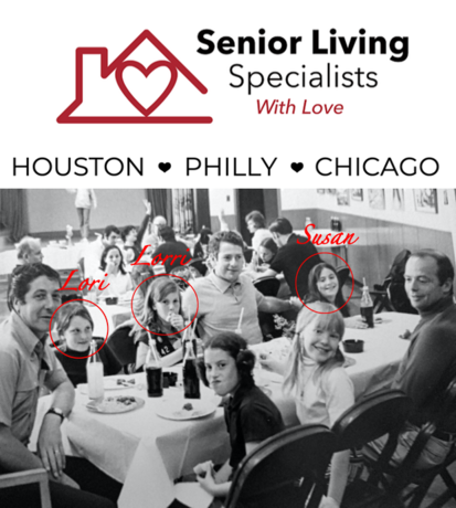 Lori Farris and Friends Launch Senior Living Specialists in Chicago, Houston, and Philadelphia