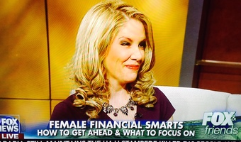 Fox female financial smarts