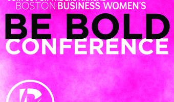 Conference be bold social shares pink join us