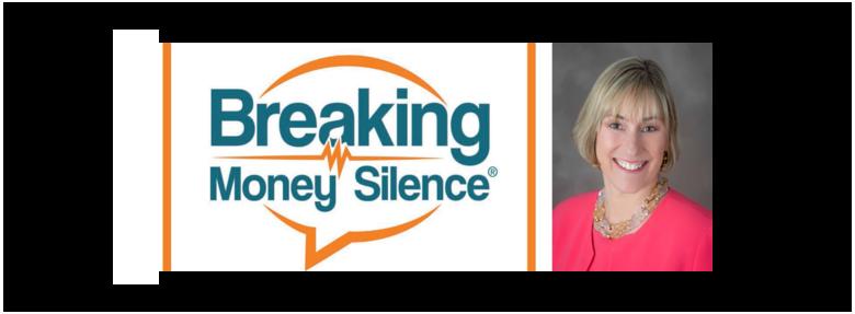 Kathleen Burns Kingsbury's Book Breaking Money Silence Now Available