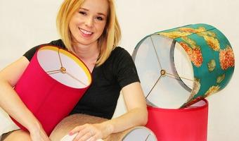 Kiri with lampshades