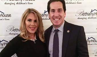 Shira benedetto outstanding woman of compassion bethany house senator todd kaminsky ny 1