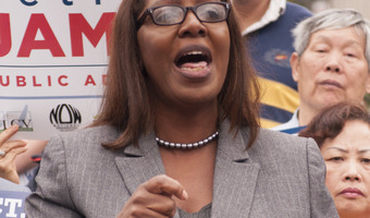 Letitia james 2013
