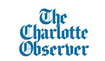 Charlotte observer logo 2