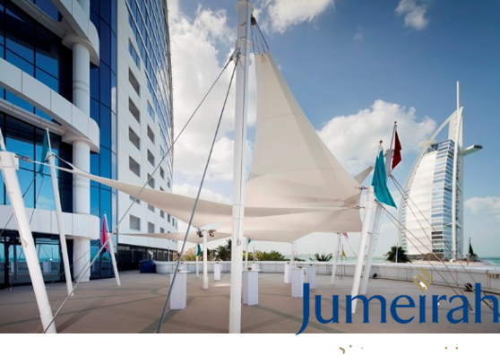 Sundeck Level - Jumeirah Beach Hotel