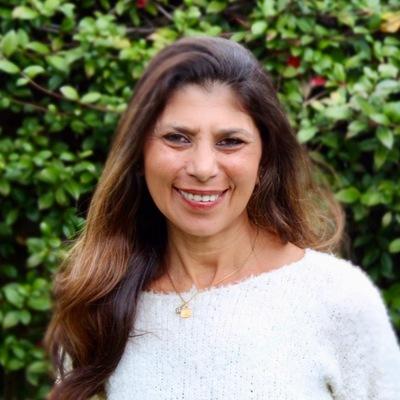 Manizeh Mirza-Gruber