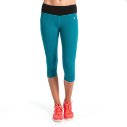 Peace of Mind Crop Capri