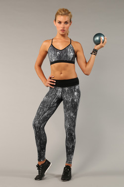 Zen City Bra and Zen City Legging