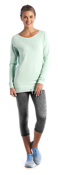 Timeless Tunic and Cuddle Up Capri