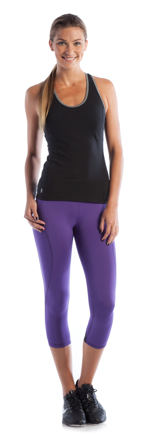 Rising Tank and Push your Limit Capri