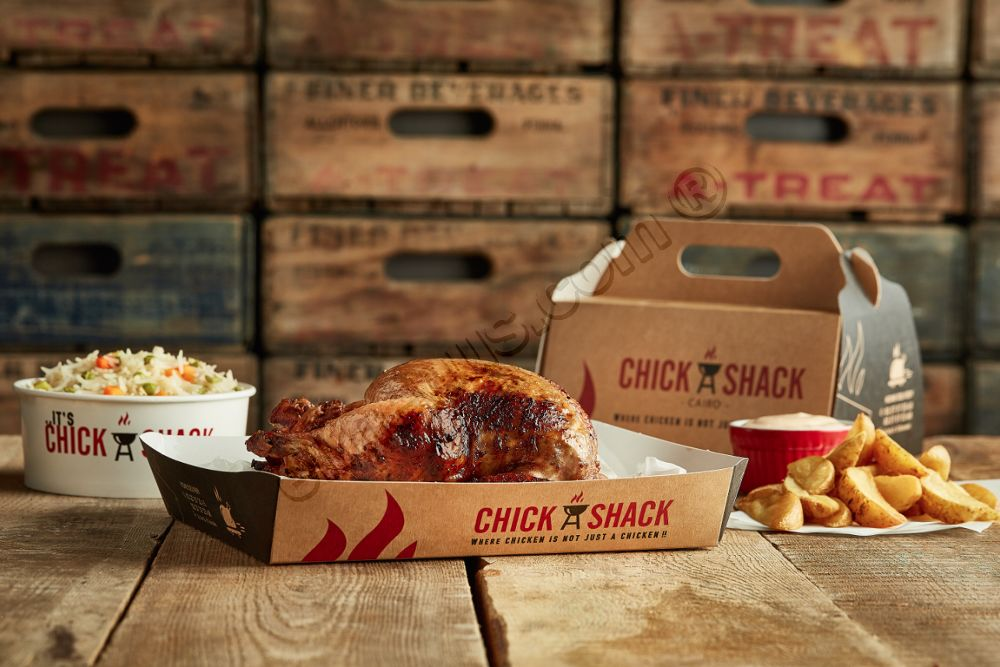 Chick In The Shack