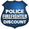 Police & Firefighter Discounts Friendswood Plumber