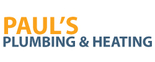 Paul's Plumbing and Heating Logo