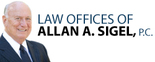 Allan A Sigel Law Offices Logo