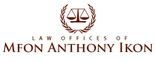 Law Offices Of Mfon Anthony Ikon Logo