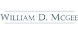 William D Mcgee Logo