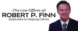 The Law Offices of Robert P. Finn Logo