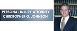 Christopher G. Johnson Attorney At Law Logo