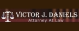 Victor J. Daniels, Attorney At Law Logo