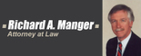 Richard A. Manger Attorney at Law Logo