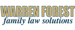 Warren Forest Family Law Solutions Logo