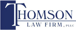 The Thomson Law Firm Logo