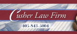 Cusher Law Firm Logo