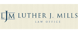 Luther J. Mills Law Office Logo