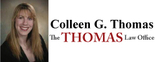 Colleen G. Thomas, The Thomas Law Office Logo