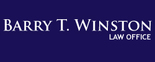 Barry T. Winston Law Office Logo