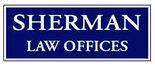Sherman Law Offices Logo