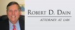 Robert D. Dain Attorney at Law Logo