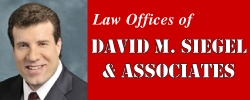 Law Offices of David M. Siegel - Bankruptcy Logo