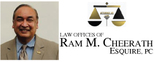 Law Offices Of Ram M. Cheerath, Esquire, PC Logo
