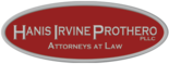 Hanis Irvine Prothero, Attorneys at Law Logo