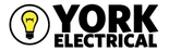 York Electrical Contractors Logo