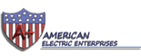 A + American Electric Enterprises Inc. Logo
