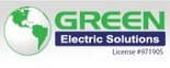 Green Electric Solutions (858) Logo