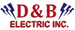 D & B Electric Inc. Logo