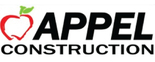 Appel Construction, LLC.  Logo