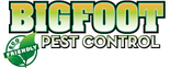 Bigfoot Pest Control Logo