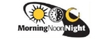 Morning, Noon & Night Plumbing Logo
