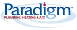 Paradigm Plumbing, Heating, And Air Conditioning, Inc Logo