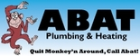 Abat Plumbing & Heating Logo