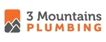 3 Mountains Plumbing Logo